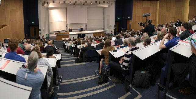 Rabbi Lord Jonathan Sacks lecture